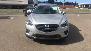 2015 Mazda CX-5 KE1022 Grand Touring SKYACTIV-Drive AWD Silver 6 Speed Sports Automatic Wagon.