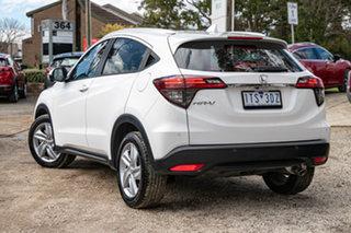 2018 Honda HR-V MY18 VTi-S Taffeta White 1 Speed Constant Variable Hatchback.