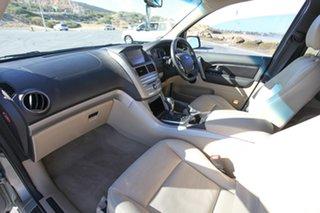 2011 Ford Territory SZ Titanium Seq Sport Shift Gold 6 Speed Sports Automatic Wagon