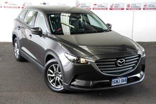 2018 Mazda CX-9 MY18 Touring (FWD) Grey 6 Speed Automatic Wagon.