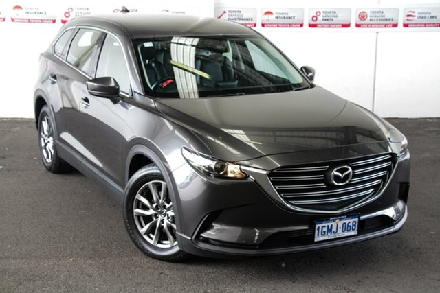 Pre-Owned Mazda CX-9 MY18 Touring (FWD) Myaree, 2018 Mazda CX-9 MY18 Touring (FWD) Grey 6 Speed Automatic Wagon
