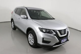 2018 Nissan X-Trail T32 Series 2 ST 7 Seat (2WD) Silver Continuous Variable Wagon