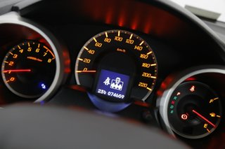 2013 Honda Jazz GE MY13 Vibe Blue 5 Speed Automatic Hatchback
