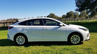 2021 Kia Cerato BD MY21 S Clear White 6 Speed Automatic Hatchback