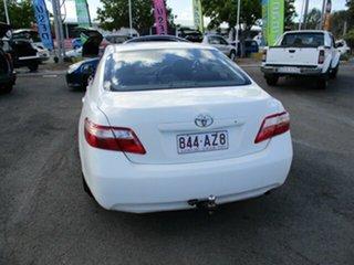 2008 Toyota Camry ALTISE White 4 Speed Automatic Sedan