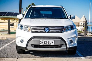 2018 Suzuki Vitara LY RT-S 2WD White 6 Speed Sports Automatic Wagon
