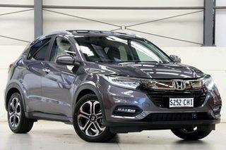 2021 Honda HR-V MY21 VTi-LX Modern Steel 1 Speed Constant Variable Hatchback.