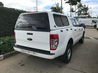 2016 Ford Ranger PX MkII XL Cool White 6 speed Automatic Utility.