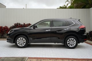 2017 Nissan X-Trail T32 Series II TS X-tronic 4WD Black 7 Speed Constant Variable Wagon