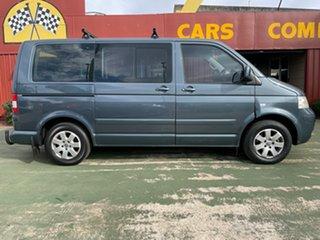 2007 Volkswagen Multivan T5 Comfortline 6 Speed Sports Automatic Wagon.