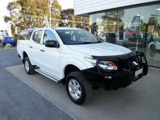 2017 Mitsubishi Triton MQ MY17 GLX Plus (4x4) 5 Speed Automatic Club Cab Pickup
