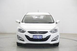 2012 Hyundai i40 VF Elite Tourer White 6 Speed Sports Automatic Wagon.