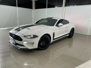 2020 Ford Mustang FN 2020MY GT White 10 Speed Sports Automatic Fastback.