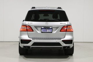 2015 Mercedes-Benz ML63 AMG 166 MY15 4x4 Silver 7 Speed Automatic Wagon