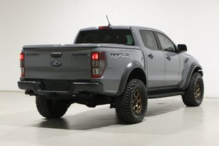 2019 Ford Ranger PX MkIII MY19.75 Raptor 2.0 (4x4) Grey 10 Speed Automatic Double Cab Pick Up