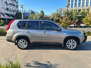 2011 Nissan X-Trail T31 Series IV TI Grey 1 Speed Constant Variable Wagon