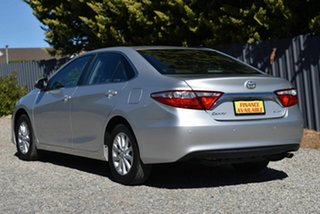 2017 Toyota Camry ASV50R Altise Silver 6 Speed Sports Automatic Sedan