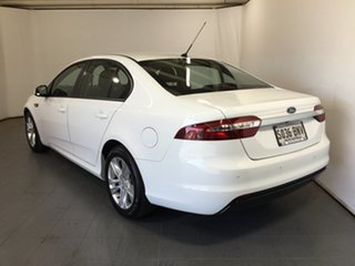 2015 Ford Falcon FG X White 6 Speed Sports Automatic Sedan