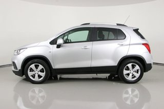 2018 Holden Trax TJ MY19 LS Silver 6 Speed Automatic Wagon