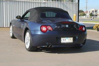 2005 BMW Z4 E85 3.0I 5 Speed Auto Steptronic Roadster