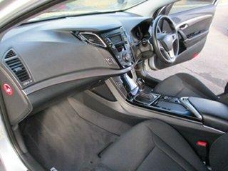 2011 Hyundai i40 Active Tourer Silver 6 Speed Automatic Wagon