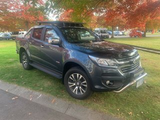 2018 Holden Colorado RG MY18 LTZ Pickup Crew Cab Dark Shadow 6 Speed Sports Automatic Utility