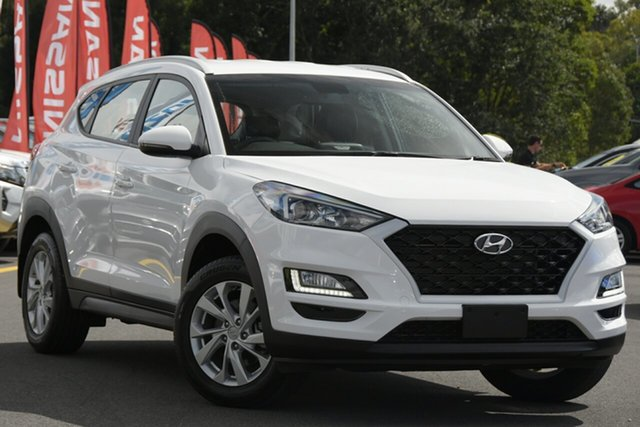 Used Hyundai Tucson TL Active X 2WD Aspley, 2016 Hyundai Tucson TL Active X 2WD White 6 Speed Sports Automatic Wagon