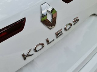 2021 Renault Koleos HZG MY21 Intens X-tronic White 1 Speed Constant Variable Wagon