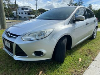 2011 Ford Focus LW Ambiente PwrShift Silver 6 Speed Sports Automatic Dual Clutch Hatchback.