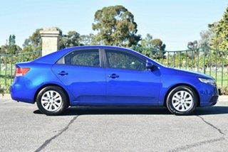 2012 Kia Cerato TD MY12 SI Blue 6 Speed Sports Automatic Sedan