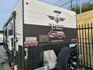 2015 JB Caravans DIRT ROADER Caravan.