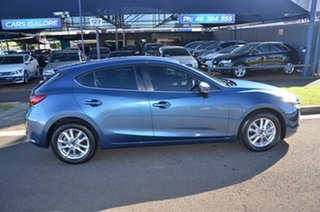 2017 Mazda 3 BN MY17 Maxx Blue 6 Speed Automatic Hatchback.