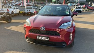 2020 Toyota Yaris Cross MXPJ10R GX 2WD Atomic Rush 1 Speed Constant Variable Wagon Hybrid.