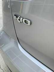 2014 Kia Rio UB MY16 S Silver 4 Speed Sports Automatic Hatchback