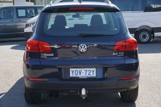 2013 Volkswagen Tiguan 5N MY13.5 132TSI DSG 4MOTION Pacific Blue 7 Speed