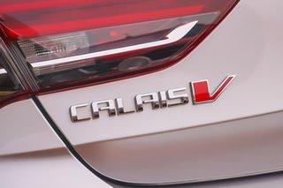 2018 Holden Calais ZB MY18 V Liftback AWD Silver 9 Speed Sports Automatic Liftback