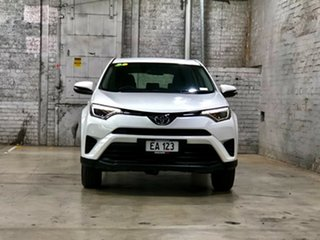 2015 Toyota RAV4 ASA44R MY14 GX AWD White 6 Speed Sports Automatic Wagon.