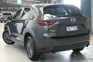 2018 Mazda CX-5 MY18 (KF Series 2) Maxx Sport (4x4) Grey 6 Speed Automatic Wagon.