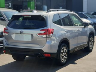 2018 Subaru Forester S5 MY19 2.5i CVT AWD Silver 7 Speed Constant Variable Wagon.