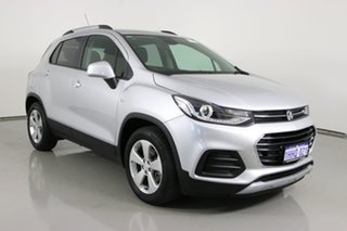 2018 Holden Trax TJ MY19 LS Silver 6 Speed Automatic Wagon.