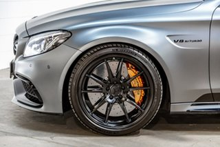 2016 Mercedes-Benz C-Class C205 C63 AMG SPEEDSHIFT MCT S Grey 7 Speed Sports Automatic Coupe