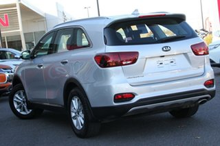 2018 Kia Sorento UM MY18 Si AWD Silver, Chrome 8 Speed Sports Automatic Wagon.