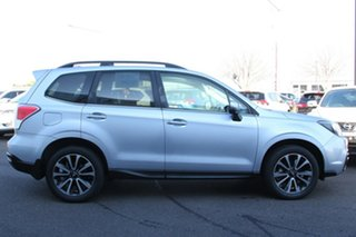 2017 Subaru Forester S4 MY17 2.5i-S CVT AWD Silver, Chrome 6 Speed Constant Variable Wagon
