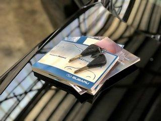 2010 Subaru Impreza G3 MY11 R AWD Black/Grey 4 Speed Sports Automatic Hatchback