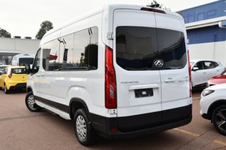2020 LDV Deliver 9 MY21 Mid Roof LWB Blanc White 6 Speed Automatic Bus.