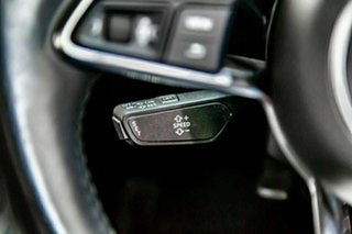 2016 Audi TT FV MY17 Sport S Tronic Quattro Silver 6 Speed Sports Automatic Dual Clutch Coupe