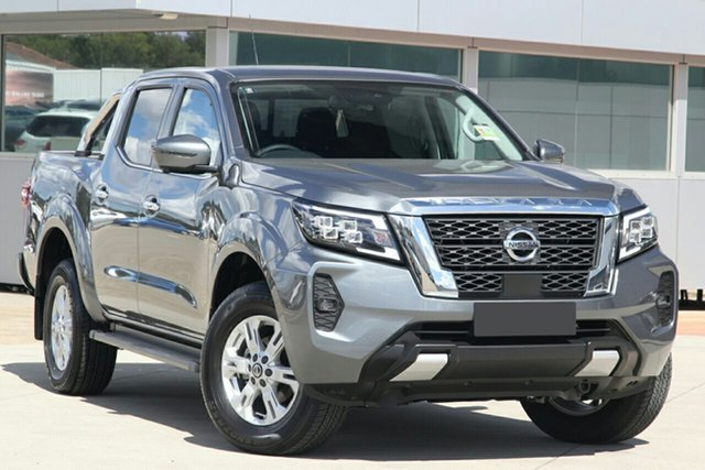 New Nissan Navara D23 MY21 ST Wangara, 2021 Nissan Navara D23 MY21 ST Slate Gray 6 Speed Manual Utility