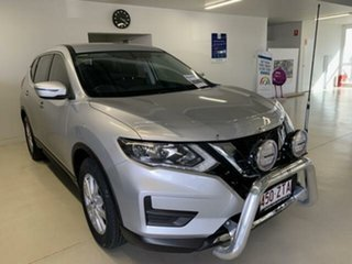 2018 Nissan X-Trail T32 Series 2 ST (4WD) Silver Continuous Variable Wagon