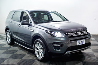 2016 Land Rover Discovery Sport L550 16.5MY HSE Grey 9 Speed Sports Automatic Wagon