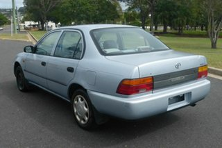 1996 Toyota Corolla AE102X Conquest Blue 4 Speed Automatic Sedan